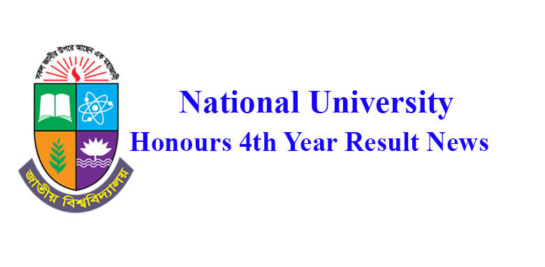 Honours 4th Year Result 2021